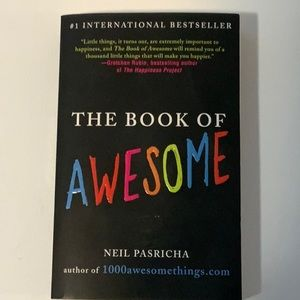 Book: The Book Of Awesome